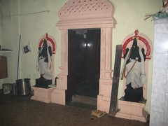 Inner entrance to Agastheeswarar Shrine