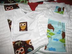 Prefold & T-shirt sets