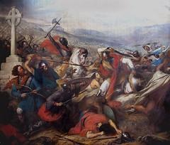 Steuben, Bataille de Poitiers
