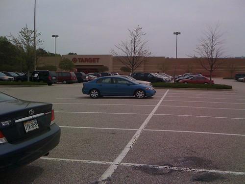 Target, Hampton, VA (Might be moving next year?)
