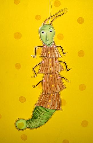 Ms.Glow Worm