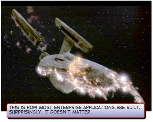 Enterprise Application Auto Destruct