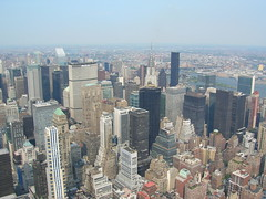 NYC - Room With A View, visit to New York City, August 2007, photo © 2007 by R3. All rights reserved.