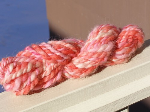 Candy Hearts Yarn