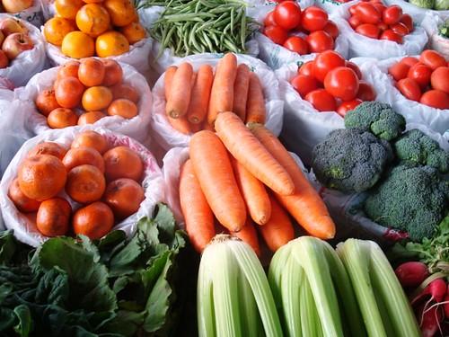 Giant Carrots