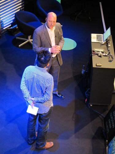 TDC: BBC's Matthew Postgate & Herb Kim