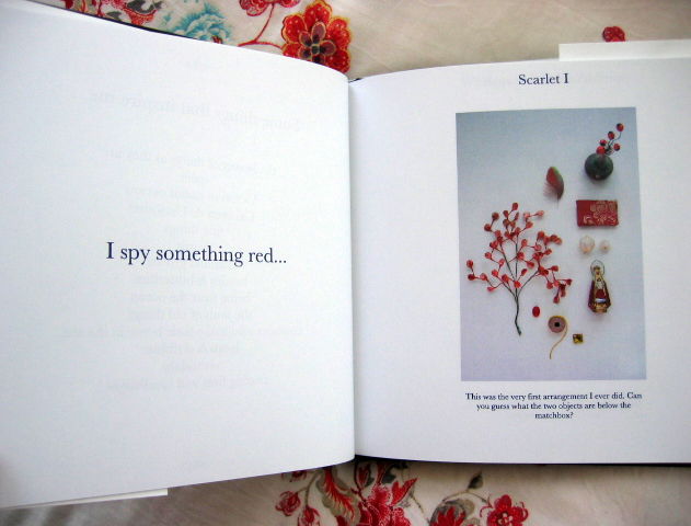 Self Publishing + I Spy by Kerry Pitt-Hart