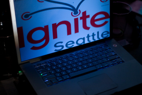 Ignite Seattle 5 - Mission Control