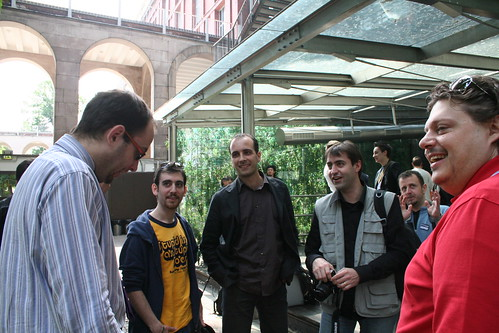 maggio 2008 - Milano Wordcamp