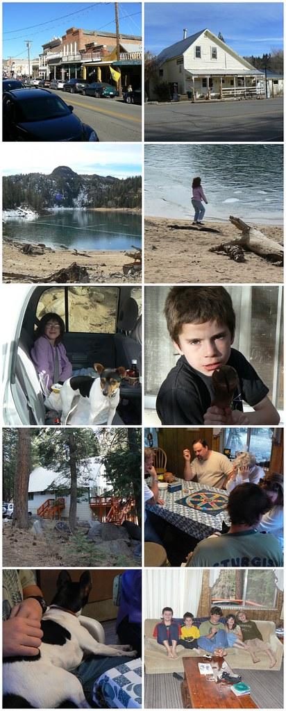 Thanksgiving Trip, Report 2