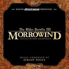 Jeremy Soule original soundtrack Morrowind