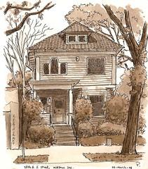 sc18: a house on I street
