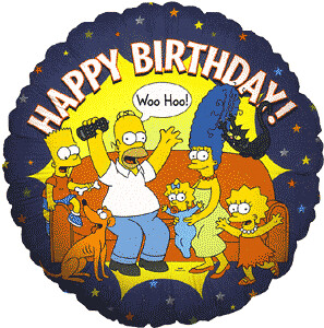 HappyBirthdaySimpsons