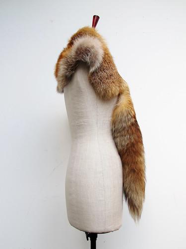 bara baras - fox side tail