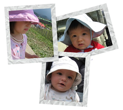Girly hats