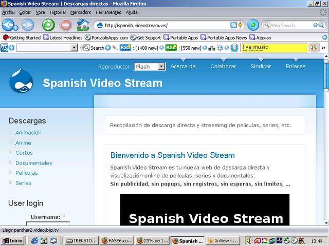 spanishvideostream