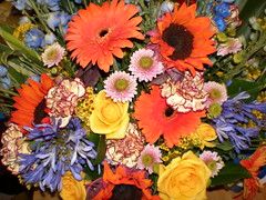 FLOWERS Mixed Boquet