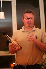Whisky avond bij Anneke