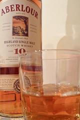 Aberlour single malt whisky P1030483