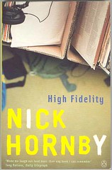 High Fidelity, Nick Horby