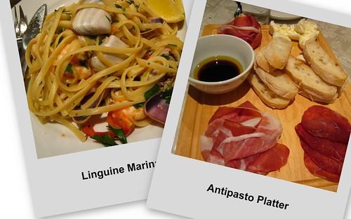 Antipasto & Pasta