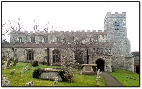 St Mary's, Ewelme