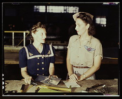 Pearl Harbor widows have gone into war work to...