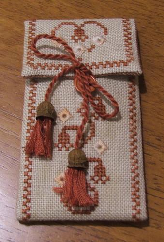 Red Desert Scissor Pocket