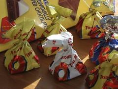 Toblerone singles
