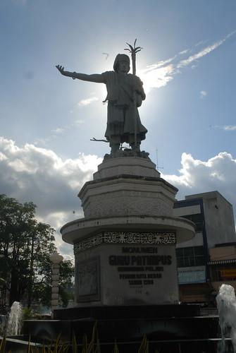 Monumen Guru Patimpus Sembiring Pelawi