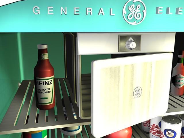 3D1 Final Project - Refrigerator