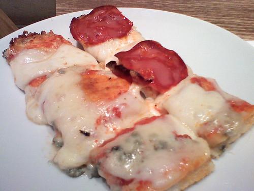 Princi's pepperoni pizza