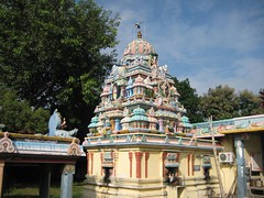 Vimanam of the Agastheeswarar Shrine