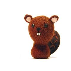 Felted-Beaver