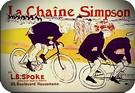 La Chaine Simpson, 1890/ Henri de Toulouse-Lautrec.