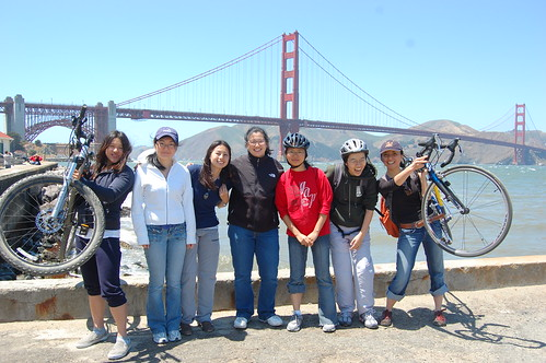 Sisters group photo. Note Lin.