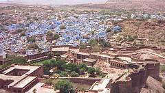 Jodhpur, la ville bleue, Radjasthan