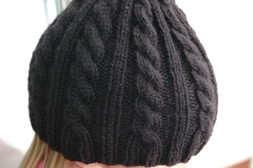 Laurie's Basic Cable Hat