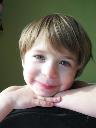 my sweet Colin
