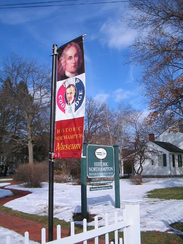 historic northampton museum outside