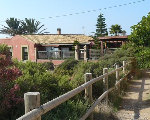 Casa restaurada cañonero