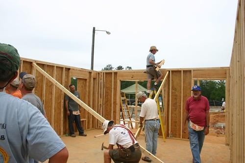 Wall bracing
