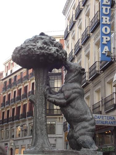 Madrid Bear Rob McGillis