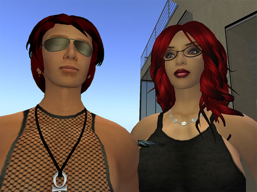 Second Life Profile Pic, 2008/08/24