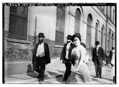Jewish New Year Parade - N.Y., 1912 (LOC)