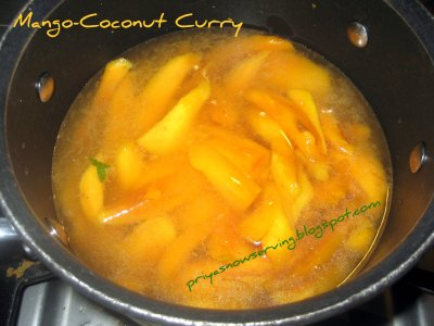 M-Coconut Curry