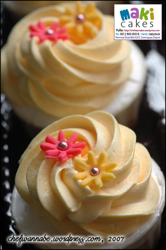 Wedding Cupcakes Gold