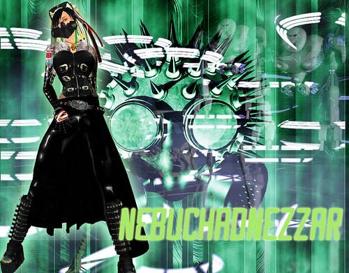 Nebuchadnezzar Posing Animation Store
