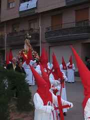 Easter procession, Spain