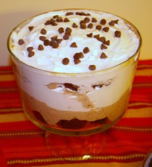 The wickedest chocolate trifle